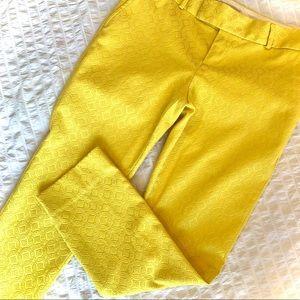 BANANA REPUBLIC Jacquard Trousers